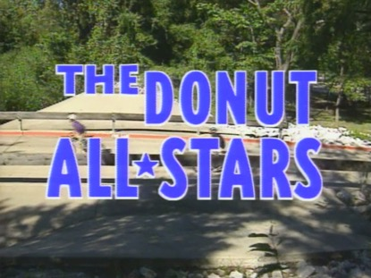 THE DONUT ALLSTARS