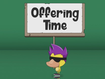 OFFERING TIME