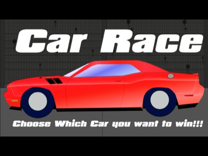 RACE CAR GAME