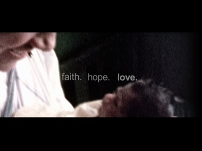 Preview for FAITH. HOPE. LOVE.