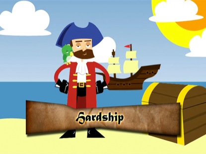 CAPTAIN DIGGIN TEACHES ON LIFES DIFFICULTIES