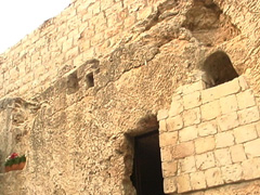 ISRAEL: THE GARDEN TOMB