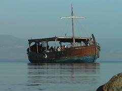 ISRAEL: SEA OF GALILEE