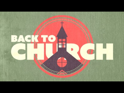 BACK TO CHURCH INVITE