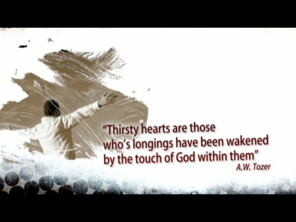 WORSHIP QUOTES INTRO