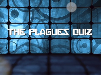 BIBLE QUIZ: THE PLAGUES