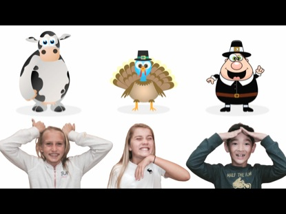 COW TURKEY PILGRIM VERSION3