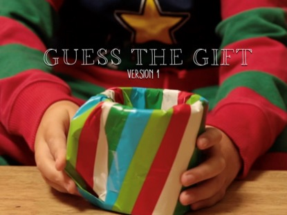 GUESS THE GIFT VERSION 1