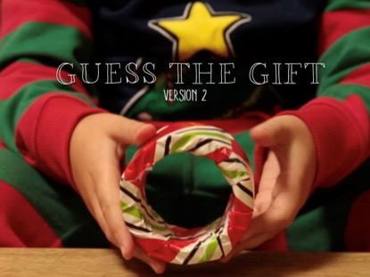 GUESS THE GIFT VERSION 2