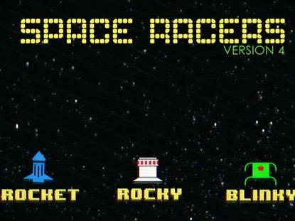 SPACE RACERS VERSION 4