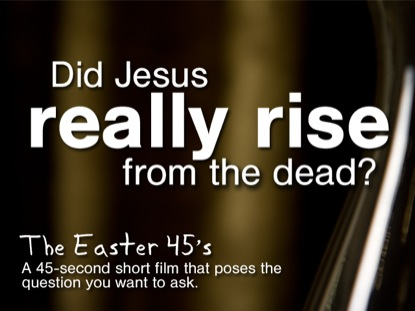 DID JESUS REALLY RISE FROM THE DEAD?