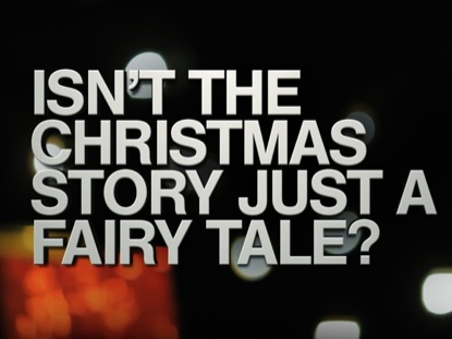 ISN'T IT ALL JUST A FAIRY TALE?