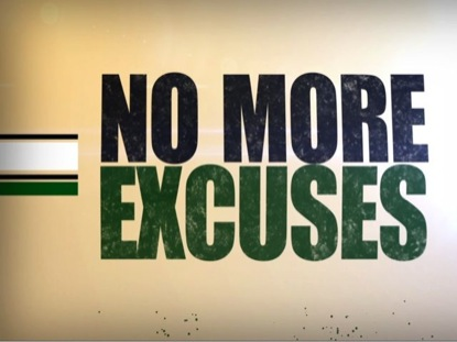 Preview for NO MORE EXCUSES