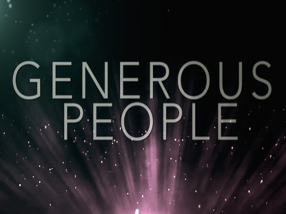 Generous People | Floodgate Productions | WorshipHouse Media