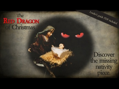 THE RED DRAGON OF CHRISTMAS