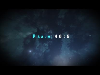 PSALM 40 INTRO