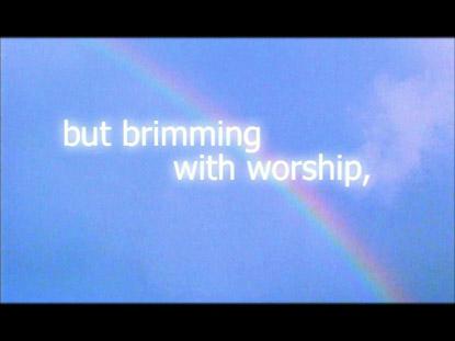 UNSHAKABLE WORSHIP INTRO
