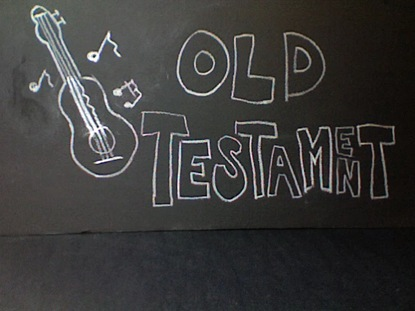 OLD TESTAMENT SING ALONG