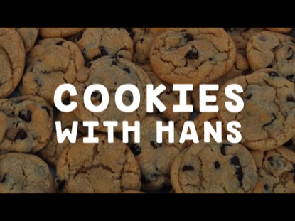 COOKIES WITH HANS