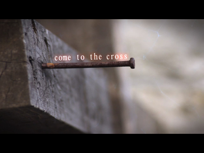 BRING IT TO THE CROSS