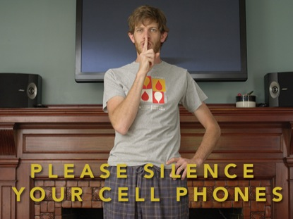 MORNINGS WITH JESUS | CELL PHONE PSA2