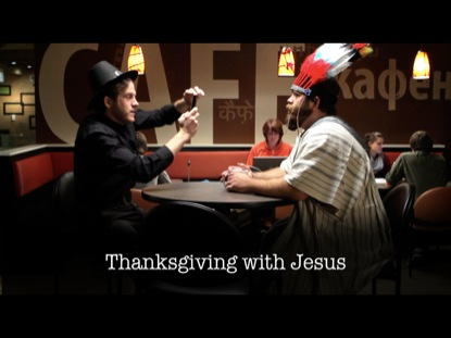 THANKSGIVING WITH JESUS