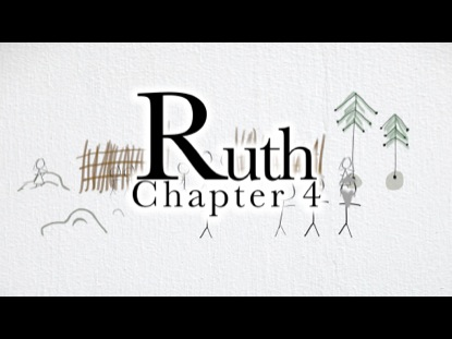 RUTH CHAPTER 4