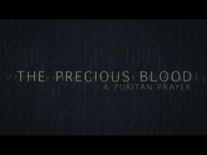 THE PRECIOUS BLOOD
