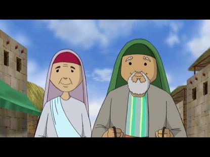 THE STORY OF ZECHARIAH