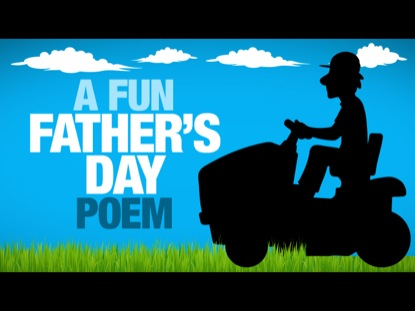 A FUN FATHER'S DAY POEM