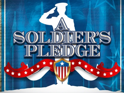 A SOLDIERS PLEDGE