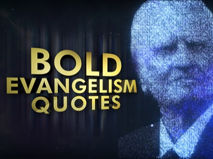 Preview for BOLD EVANGELISM QUOTES