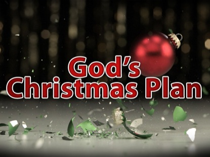 GOD'S CHRISTMAS PLAN