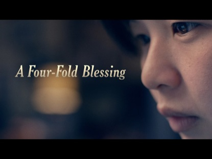 A FOUR-FOLD BLESSING