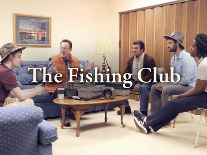Preview for THE FISHING CLUB