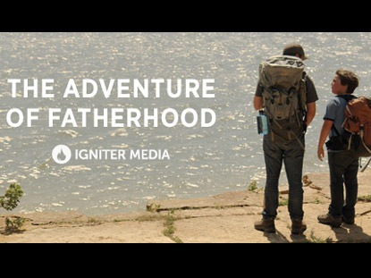 THE ADVENTURE OF FATHERHOOD