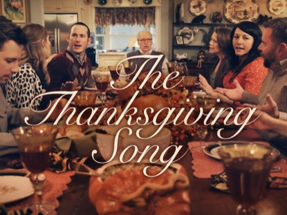 Preview for THE THANKSGIVING SONG