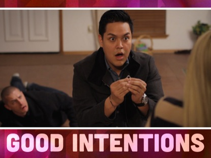 GOOD INTENTIONS - A VALENTINE STORY