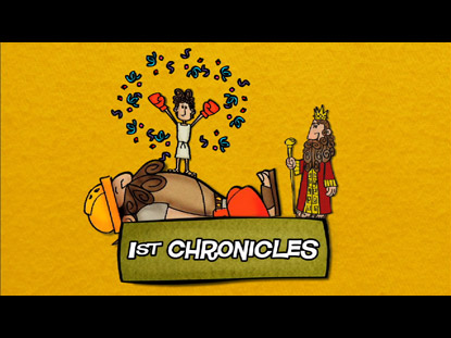BOOKS OF THE BIBLE 1 CHRONICLES