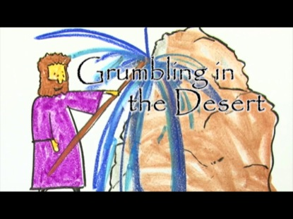 GRUMBLING IN THE DESERT
