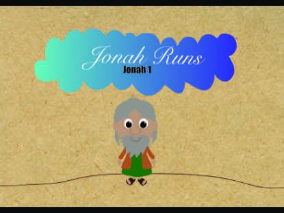 JONAH RUNS