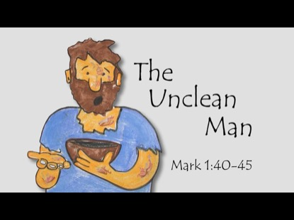 THE UNCLEAN MAN