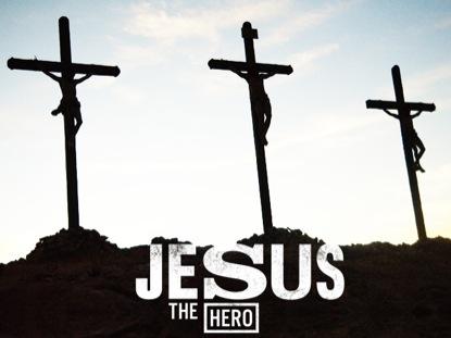 JESUS REVEALED PT.1 HERO