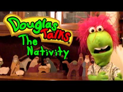 DOUGLAS TALKS THE NATIVITY