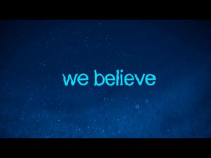 WE BELIEVE - APOSTLE'S CREED