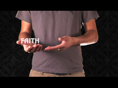 THE GOOD LIFE: FAITH