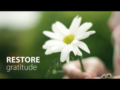 RESTORE GRATITUDE