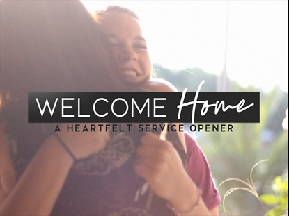 Preview for WELCOME HOME