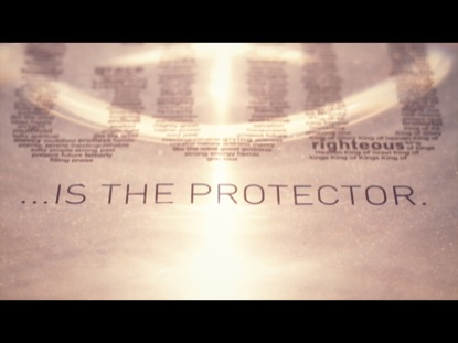 GOD IS THE PROTECTOR