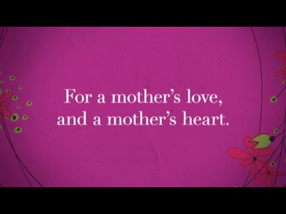 A MOTHERS HEART INVITE